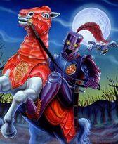 The Evil Knight (Goosebumps)