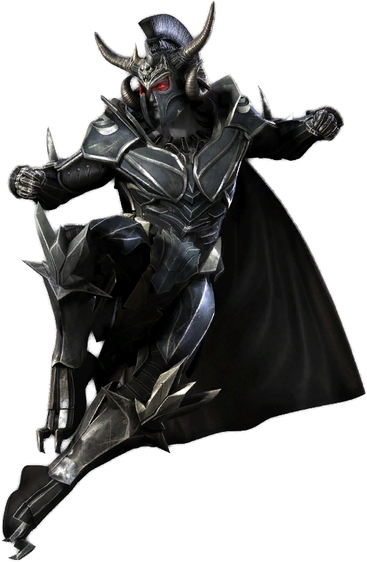 Ares (Injustice Composite)