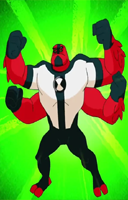Four Arms (Reboot)