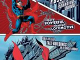 Superhuman Physical Characteristics