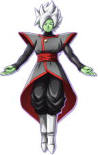 Fusion Zamasu