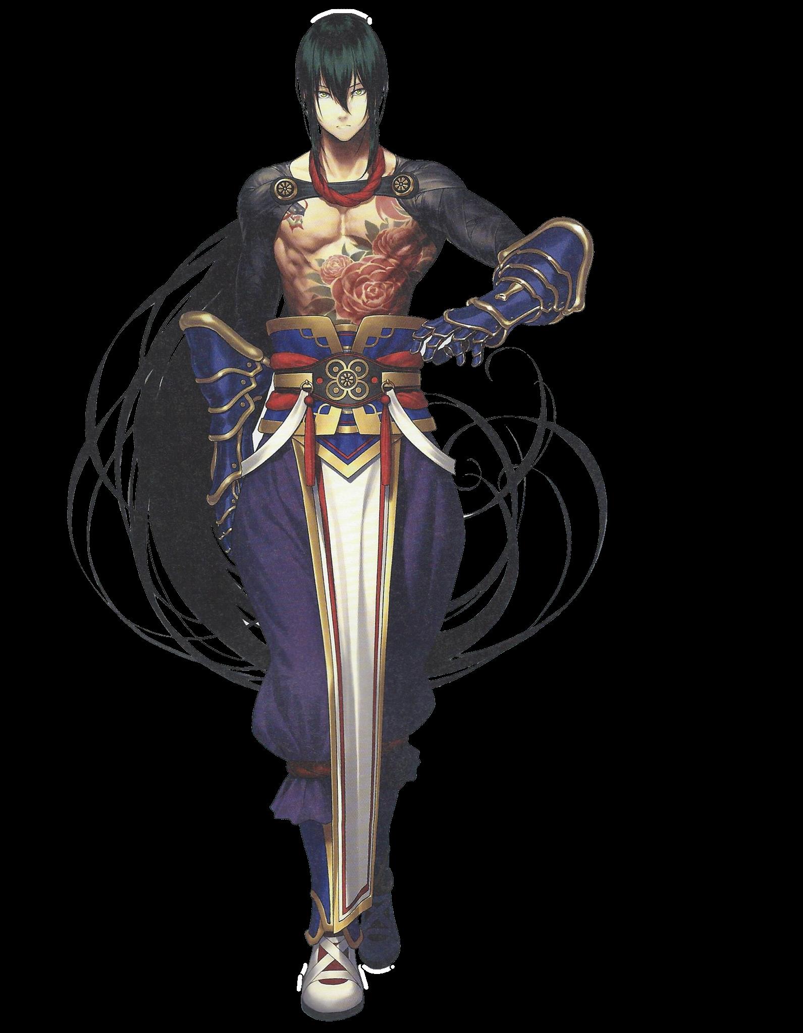 Assassin (Yan Qing)