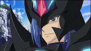 Aichi as Blaster Dark