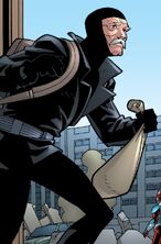 Black Fox (Marvel Comics)