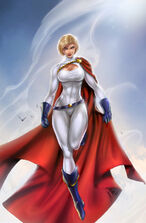 Power Girl (Post-Crisis)