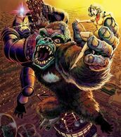 King Kong (King Kong Escapes)