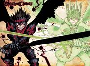 Devil Union Asta and Spirit of Boreas Spirit Yuno