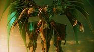 FFXIII-2 Chaos Bahamut Final Battle