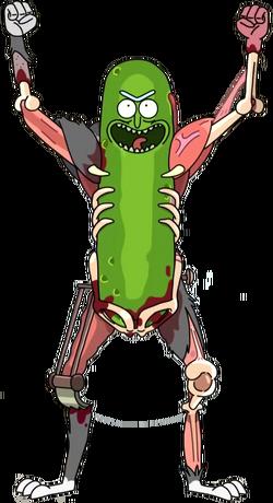 Pickle rick render by ricardorodrigues92-dbid8wh.png