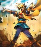 Isaac (Golden Sun)