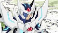 Aichi as Blaster Blade
