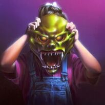 The Haunted Mask (Goosebumps Books)