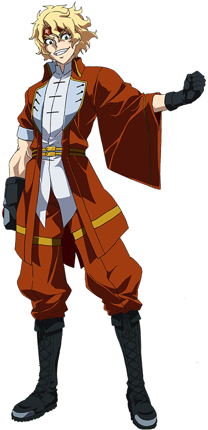 Blaze (Chronos Ruler)