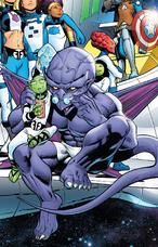 Dragon Man (Marvel Comics)
