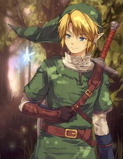 Link (Ocarina of Time)