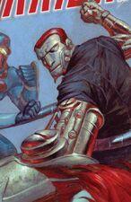 Machinesmith (Marvel Comics)
