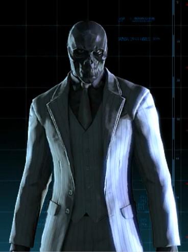 Black Mask (Arkham Series)