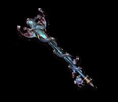 Leviathan Scepter Omega