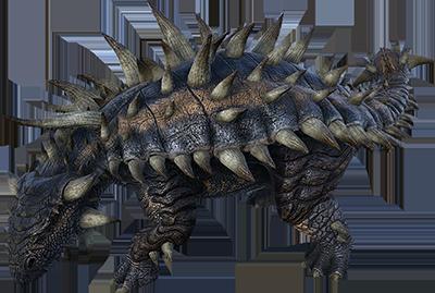 Ankylosaurus (Ark: Survival Evolved)