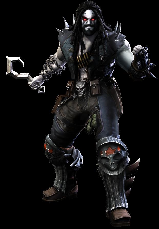 Lobo (Injustice Composite)