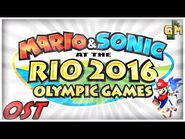 Theme of Sticks - Mario & Sonic at the Rio 2016 Olympic Games OST Music Extended