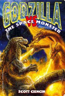 G vs Space Monster