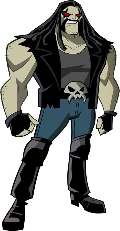 Lobo (Justice League Action)