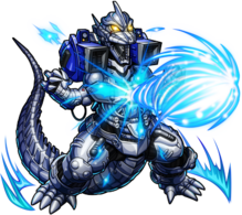Mechagodzilla (Monster Strike)