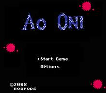 Ao Oni (Universe)