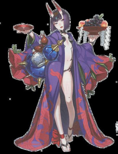 Fate Shuten Douji 1st Ascension.png