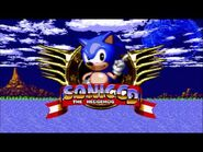 Sonic CD JPN-EU Title Screen