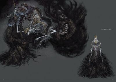 Aldrich Saint Of The Deep Concept Art Close-up