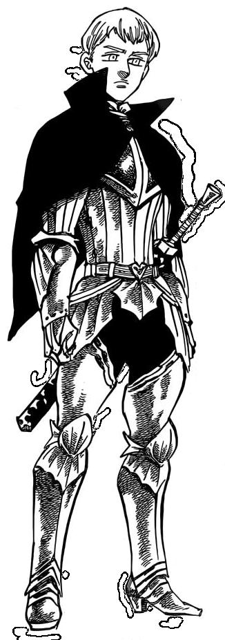 Gustaf (Nanatsu no Taizai)