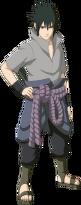 Sasuke Uchiha (Part I)