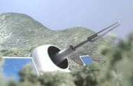 Solar Beam Cannon