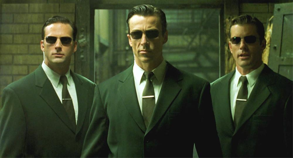 Agents (The Matrix)