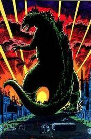 Godzilla (Marvel Comics)