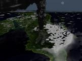 Toba Mega Eruption
