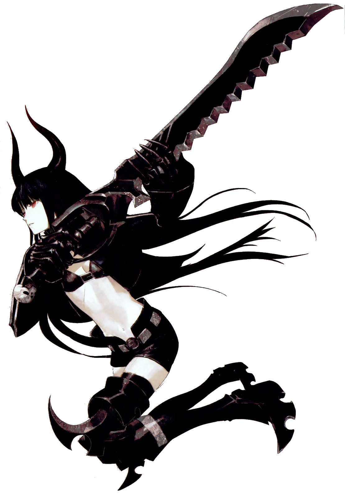 Black★Gold Saw (OVA)