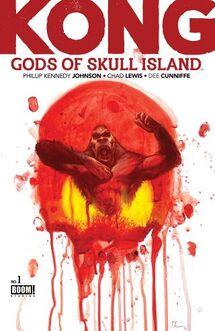 Kong Gods of Skull Island