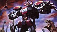 Mighty Morphin Power Rangers - Zords