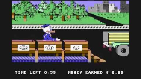 100 Commodore 64 games in 10 minutes!