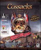 Cossacks European Wars video game box art.jpg