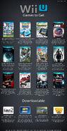 Wii U Games to Get