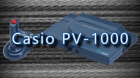 Casio PV-1000 - Obscure Systems Showcase