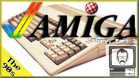Amiga Story Part 2 (The 90s) Nostalgia Nerd