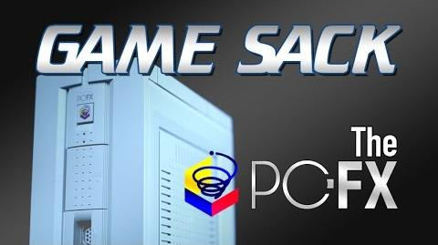 The PC-FX - Review - Game Sack