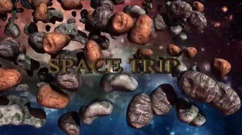 Space Trip - Trailer cinemático