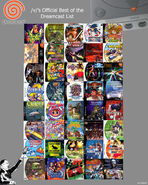 Dreamcast Recommended Games