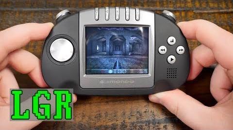 Gizmondo The Worst-Selling Handheld Console Ever